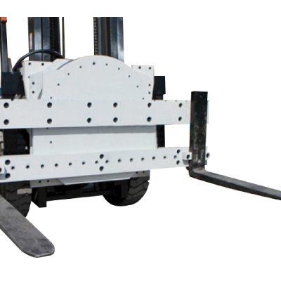 Heavy Duty heftruck rotator aanbouwdeel te koop