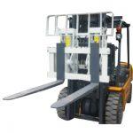 Hydraulische aanbouwdelen Vorkheftruck met scharnier