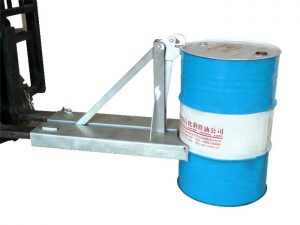 Het type BGN-1 vorkheftrucktrommel van 55 gallon roestvrij staal