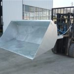 DB-H Forklift Bucket Attachment te koop
