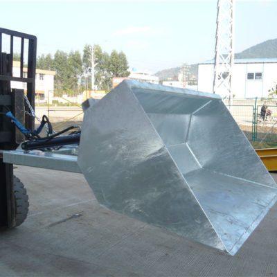 3 ton heftruck met bak, hydraulische bak