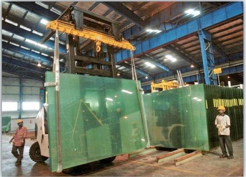 Gebruik van bijlagen in de glasindustrie